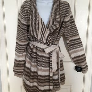 💖Victoria Secret Mohair wrap sweater